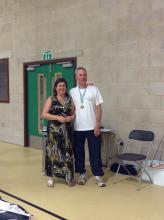 Bronze Medallist - John Norrie