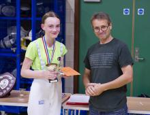 U16 Foil Winner 2014 - Shelby Long